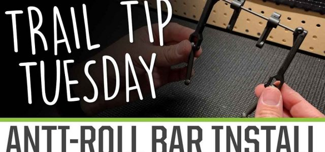 Trail Tip Tuesday: Installing GKS Anti-Roll Bar On The Standard Enduro [VIDEO]