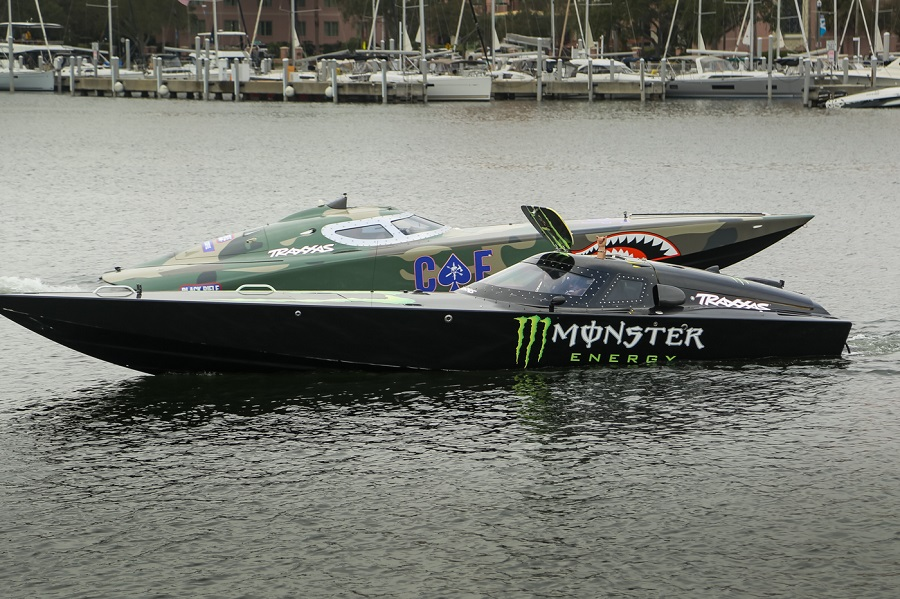 Travis Pastrana's P1 Offshore Invitational Powered By Traxxas