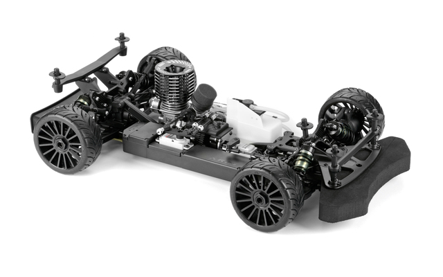 XRAY GTX8'22 1/8 Nitro On-Road Car