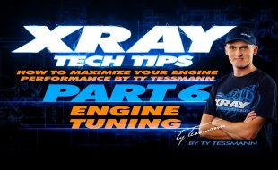 XRAY Tech Tips – Engine Tuning [VIDEO]