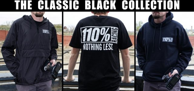 110% Racing Classic Black Collection