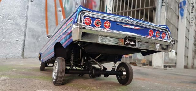 Rollin' In My Sixty Four – An Exclusive In-Depth  First Look At Redcat's  Innovative RC Lowrider