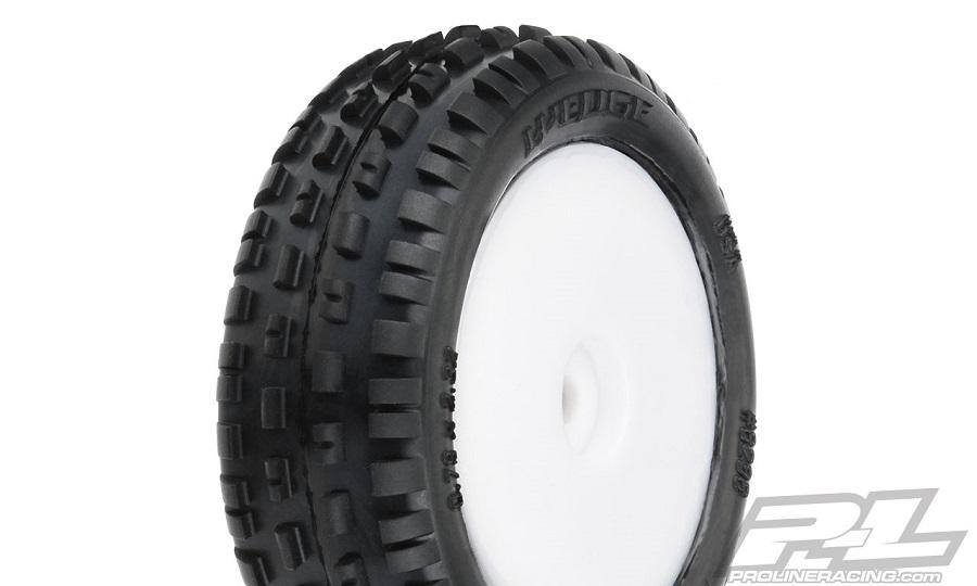Pro-Line Hole Shot, Prism & Wedge Tires + Pre-Mounts