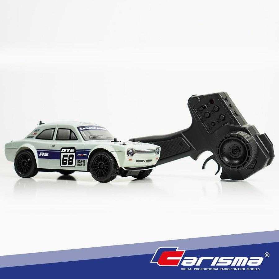 Carisma GT24 RS 1/24 Retro Micro Rally Car RTR