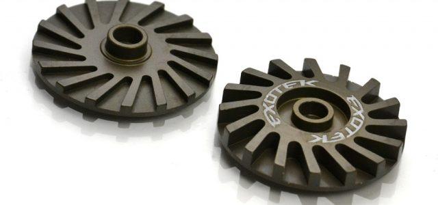 Exotek Turbine Cooling Drag Slipper Disks For The DR10 & TLR 22 (1.0-5.0)