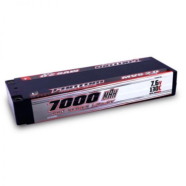 Fantom MVS 2.0 PRO HV Silicon Graphene LiPo-HV Batteries