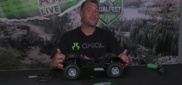 From The Tech Desk: How To Install Optional SCX10III Body-Post For Aftermarket Bodies [VIDEO]