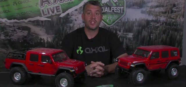 From The Tech Desk: How To Install Two-Speed In Your SCX10III RTR [VIDEO]