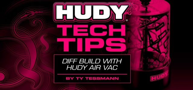 HUDY Tech Tips – Diff Build With HUDY Air Vac [VIDEO]