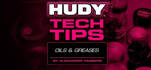 HUDY Tech Tips – HUDY Oils & Greases [VIDEO]
