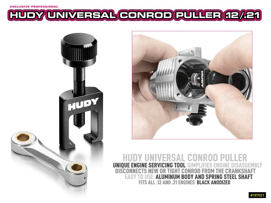 HUDY Universal Conrod Puller