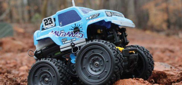 Mad Wheelie Machine – Tamiya MudMad Boasts Surprising Versatility In A Compact Size