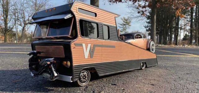 A Custom Built  Winnebago Hauler & The BUG