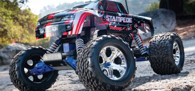 Running of the Bull – Traxxas Stampede XL-5 RTR