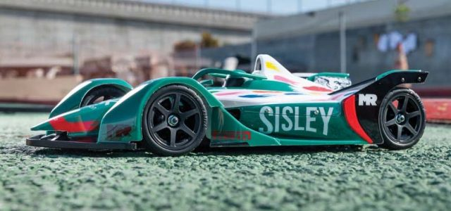 Swept Away – Checking out Tamiya's  Formula E Gen2 Car [TC-01]