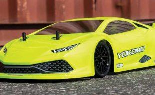 Spec Class Overkill – Building Yokomo's BD10  for USGT Racing