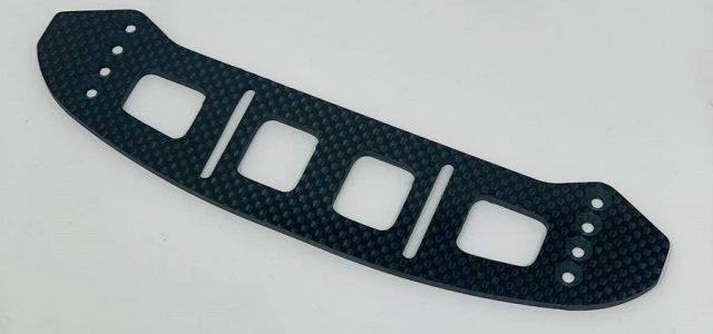 McAllister Carbon Fiber Front Bumper