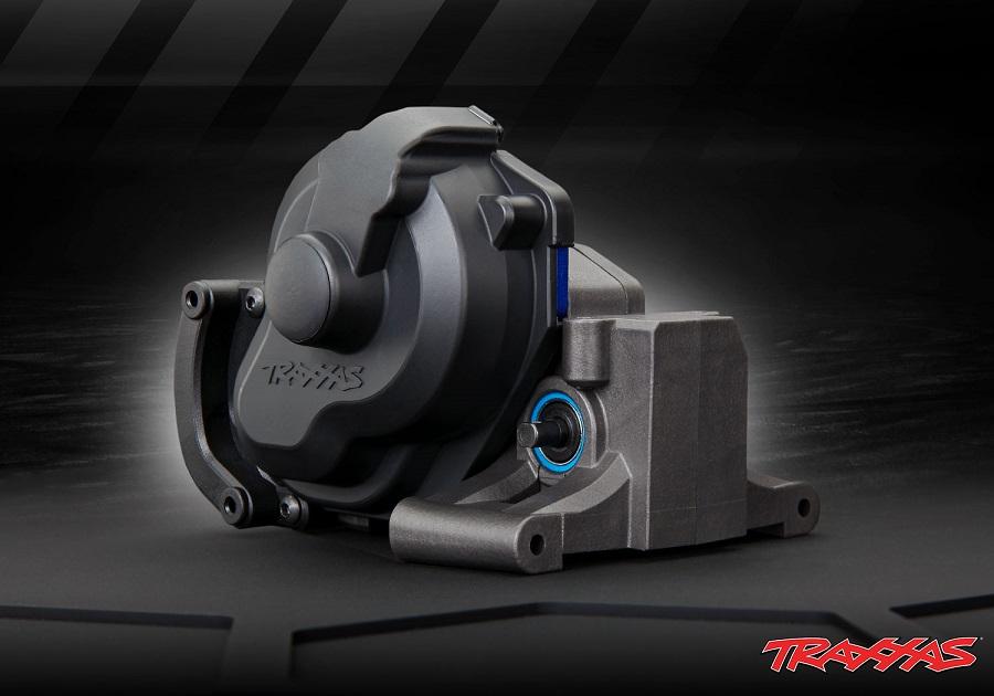 New Magnum 272R Transmission Details Of The Traxxas Drag Slash