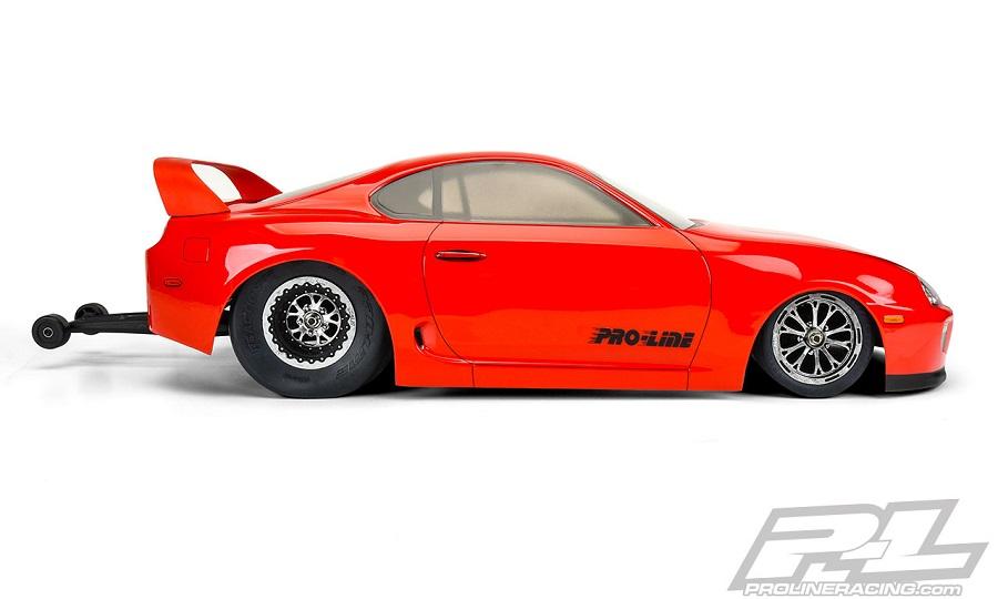 Pro-Line 1995 Toyota Supra Clear Body