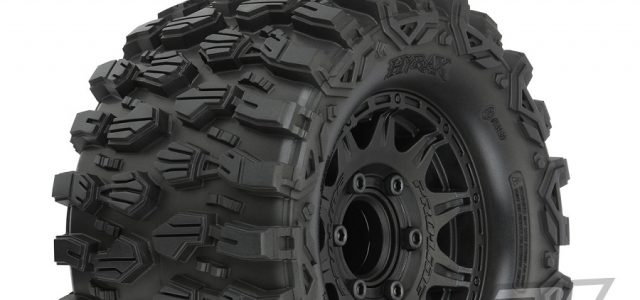 Pro-Line Mounted Hyrax 2.8″ All Terrain Tires