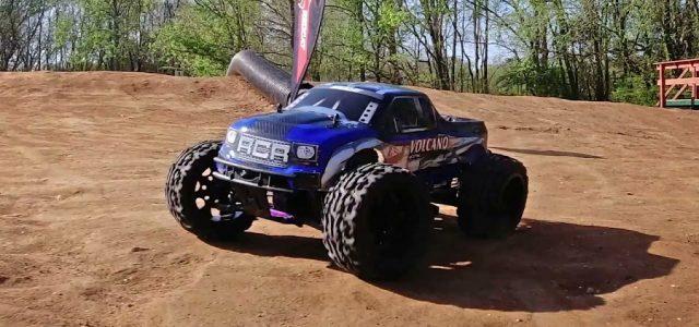 Redcat Volcano EPX 1/10 Monster Truck [VIDEO]