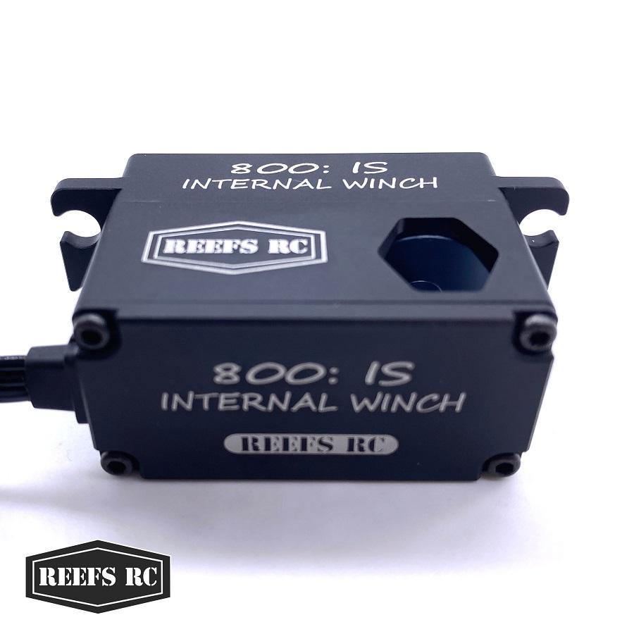 Reef's RC 800:IS Internal Winch (LowPro) Servo