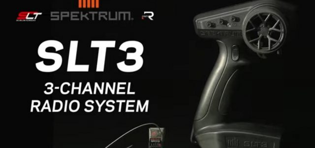 Spektrum SLT3 3-Channel SLT Transmitter [VIDEO]
