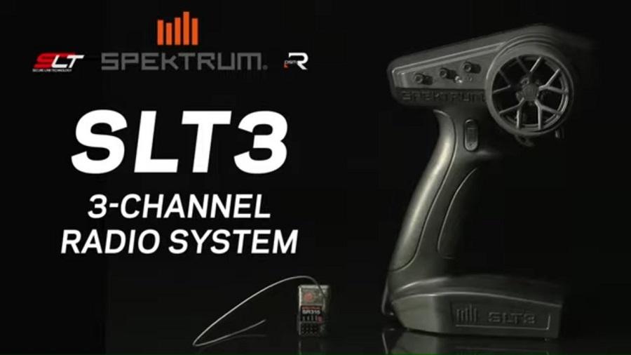 Spektrum SLT3 3-Channel SLT Transmitter
