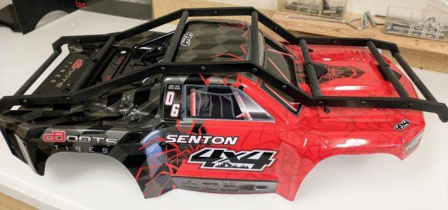 TBR R2 EXO Roll Cage For The Arrma Senton 4×4