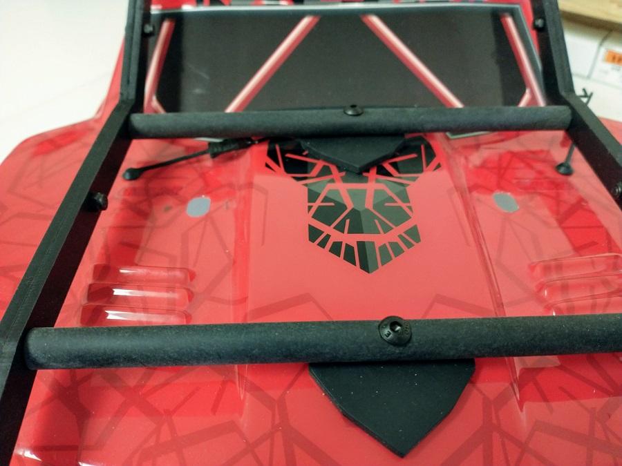 TBR R2 EXO Roll Cage For The Arrma Senton 4x4