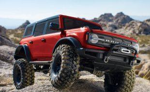 Traxxas TRX-4 2021 Ford Bronco RTR [VIDEO]