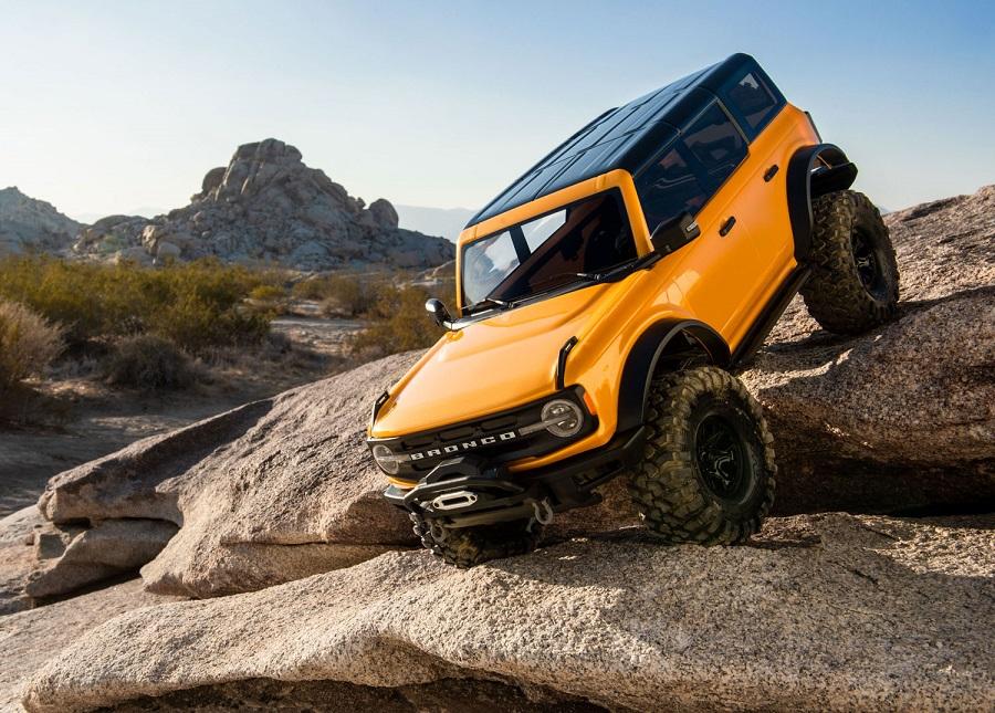 Traxxas TRX-4 2021 Ford Bronco RTR