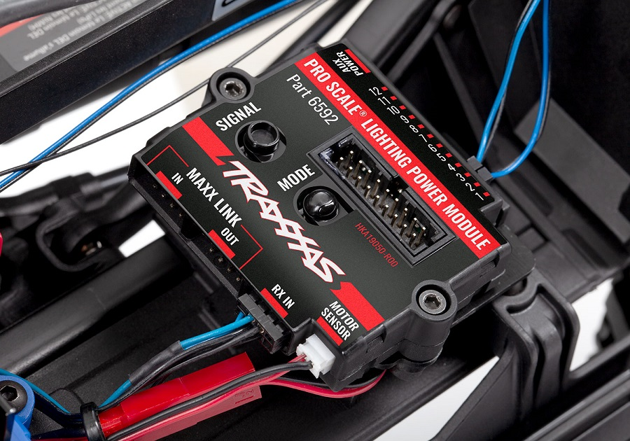 Traxxas TRX-4 Pro Scale Lighting System
