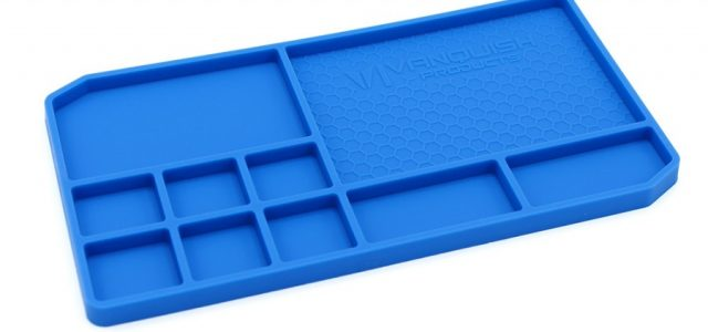 Vanquish Products Rubber Work Mat