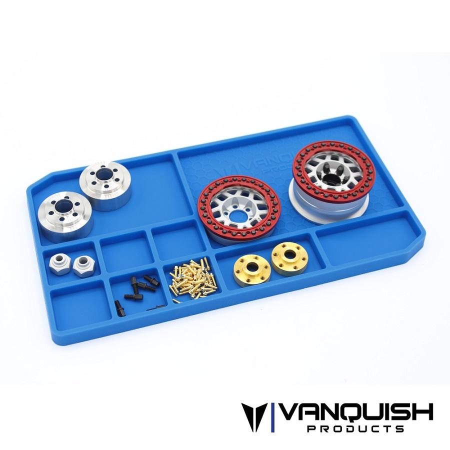 Vanquish Rubber Work Mat