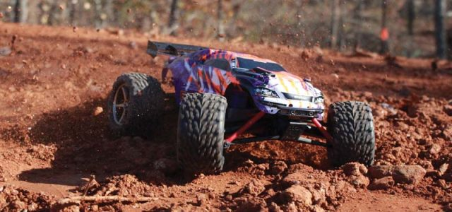 Mighty Mini Monster – Traxxas 1/16 E-Revo VXL's Brushless Power And Racing DNA Make For An Unstoppable Force