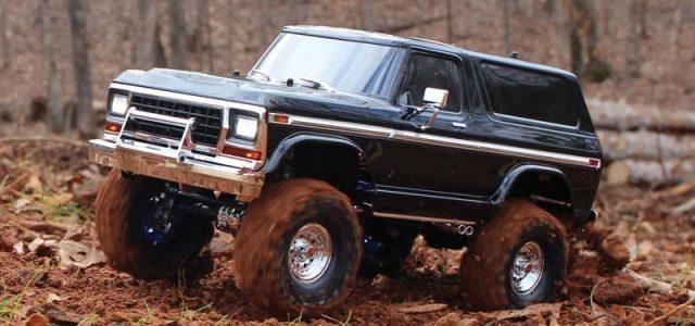 Bronco Sport – Piecing Together A  Traxxas TRX4 1979 Ford Bronco
