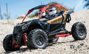 Small and Mighty – Checking out Axials  1/18 scale Yeti Jr. Can-Am Maverick