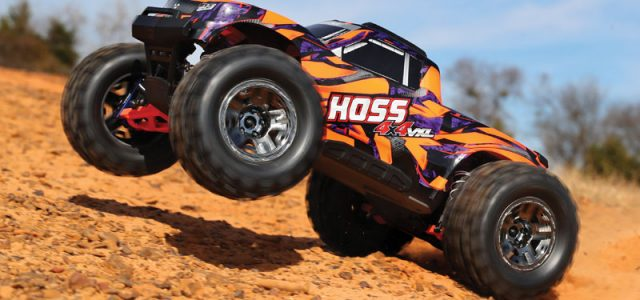 Big Hoss – We Max Out The Traxxas Hoss 4×4 VXL With Every Factory Upgrade Part WE COULD GET OUR HANDS ON