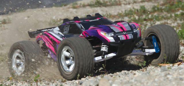 Kicking Up Rocks – The Traxxas Rustler 4X4 VXL Upgraded
