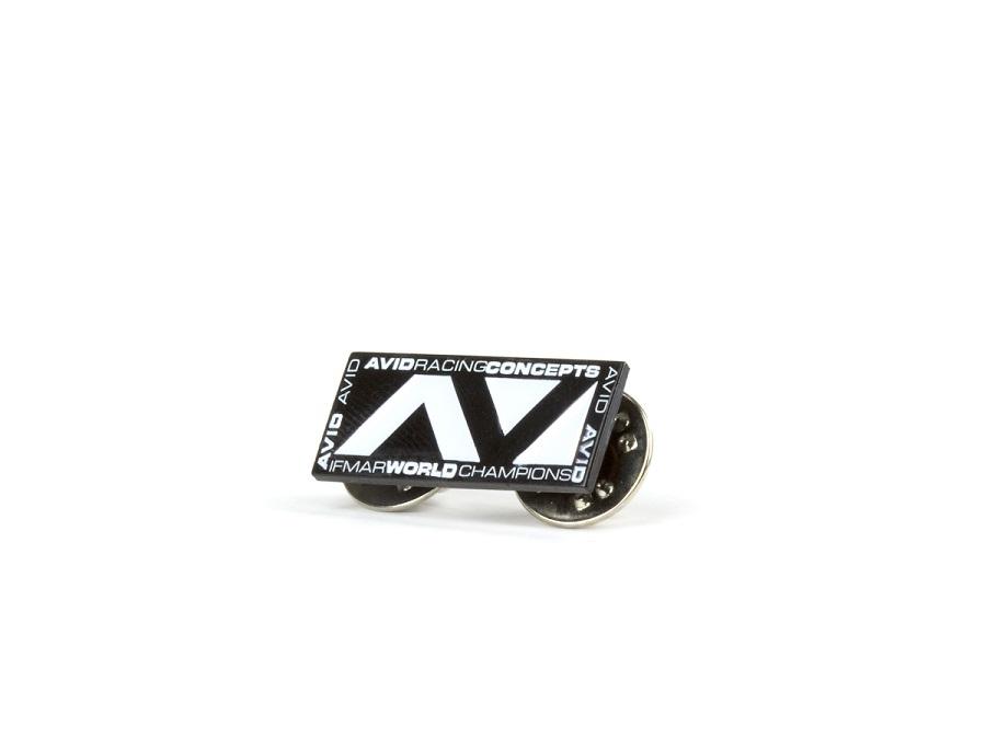 Avid 18th Anniversary Lapel Pin