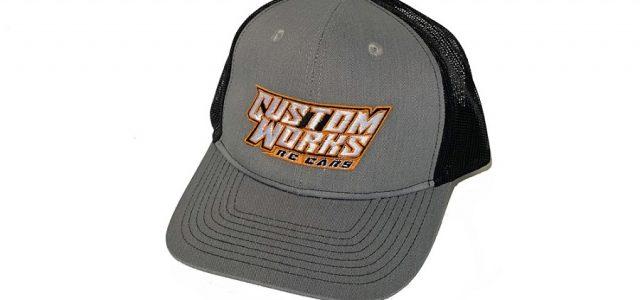 Custom Works 2021 Gray SnapBack Trucker Hats
