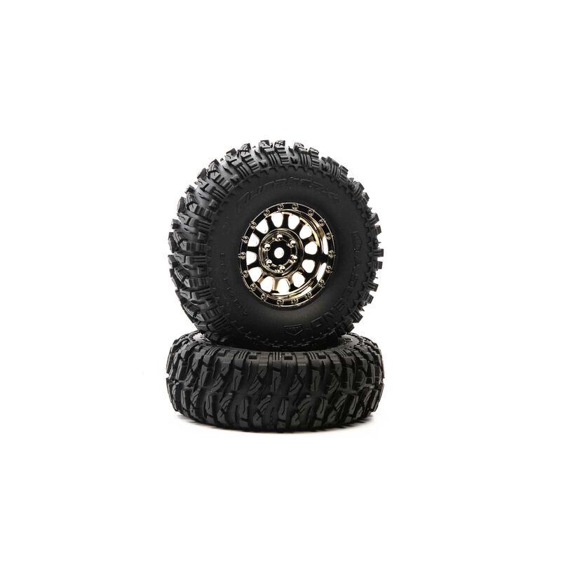 Duratrax Class 1 Ascend CR C3 1.9 Tires