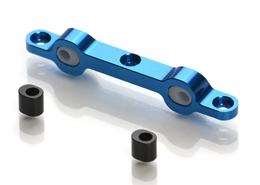 Exotek DR10 HD Rear Arm C Mount With 0°, -1°, -2°,- 3° Inserts
