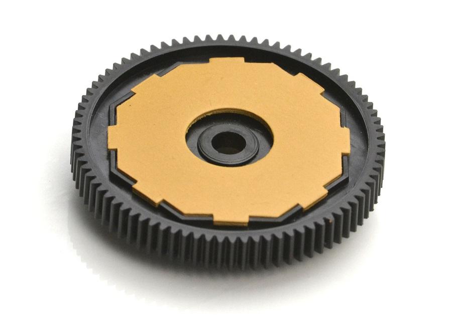 Exotek MK3 LCF Slipper Pads For Octalock Spur Gears