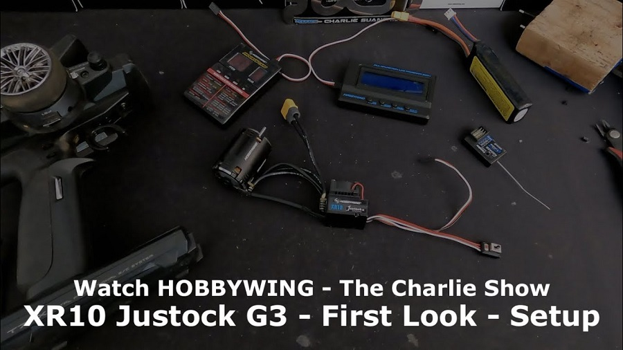 First Look At The HOBBYWING Justock G3 ESC