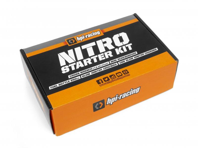 HPI Nitro Starter Pack (USB)
