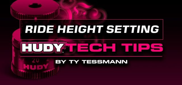 HUDY Tech Tips – How To Set Ride Height [VIDEO]