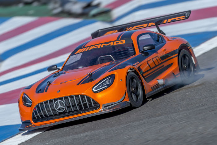 Kyosho Inferno GT2 2020 Mercedes AMG ReadySet