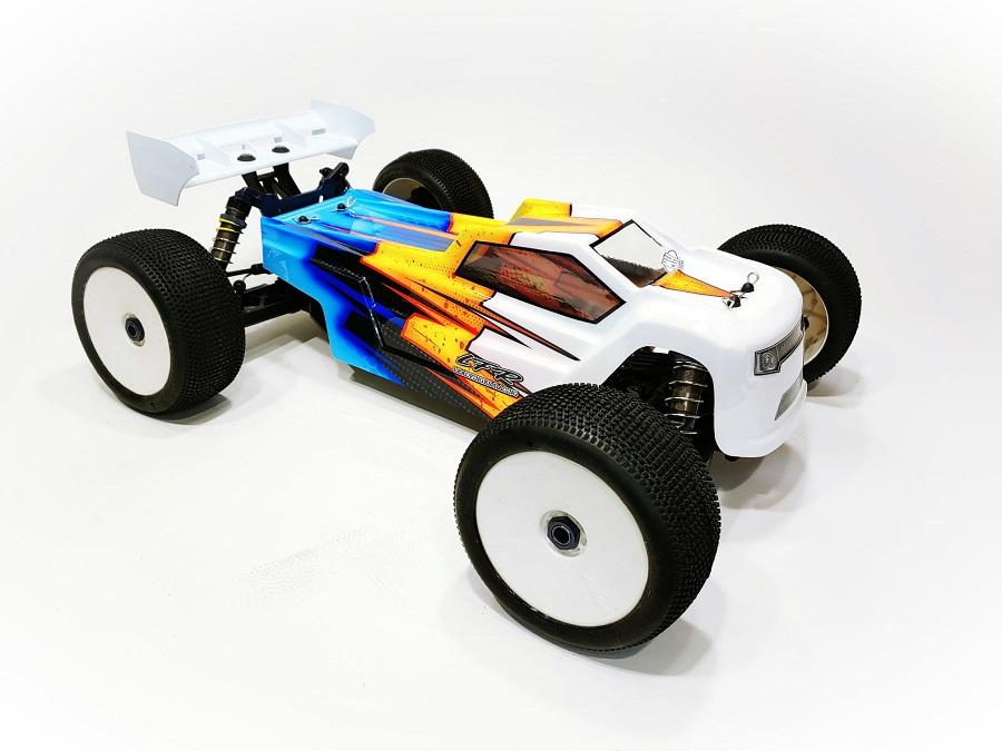 Leadfinger Patriot Clear Body For The Tekno ET 2.0